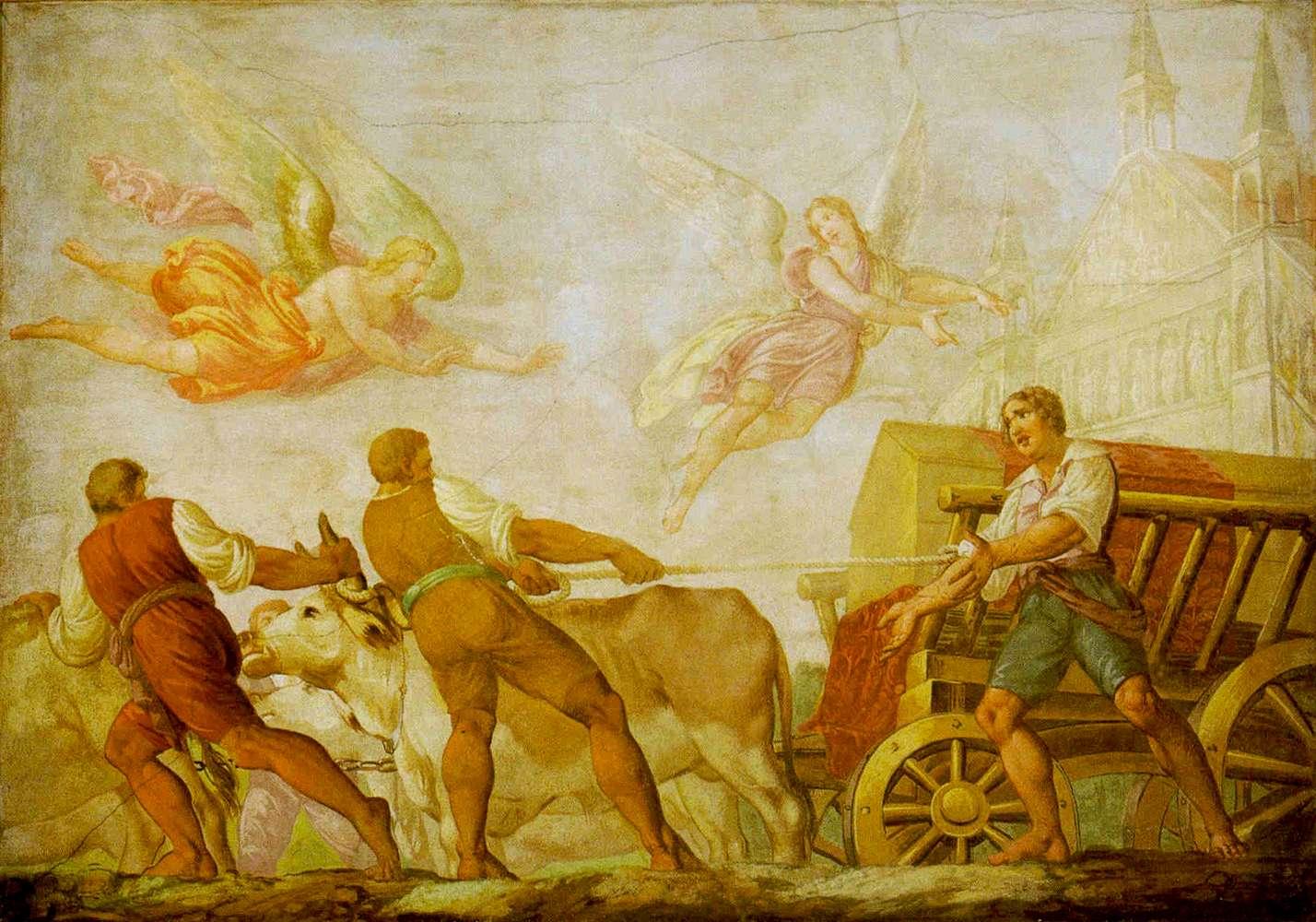 Pomponio Amalteo - Leggenda di San Tiziano